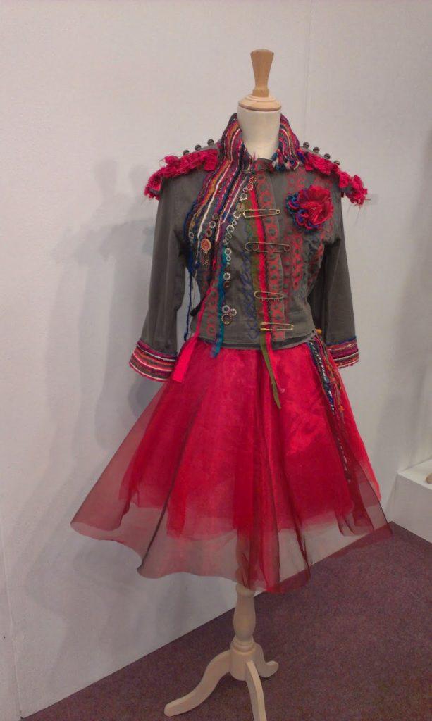 student made garment