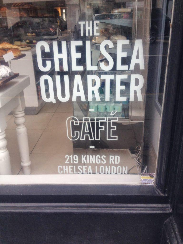 Kings Road - Chelsea quarter