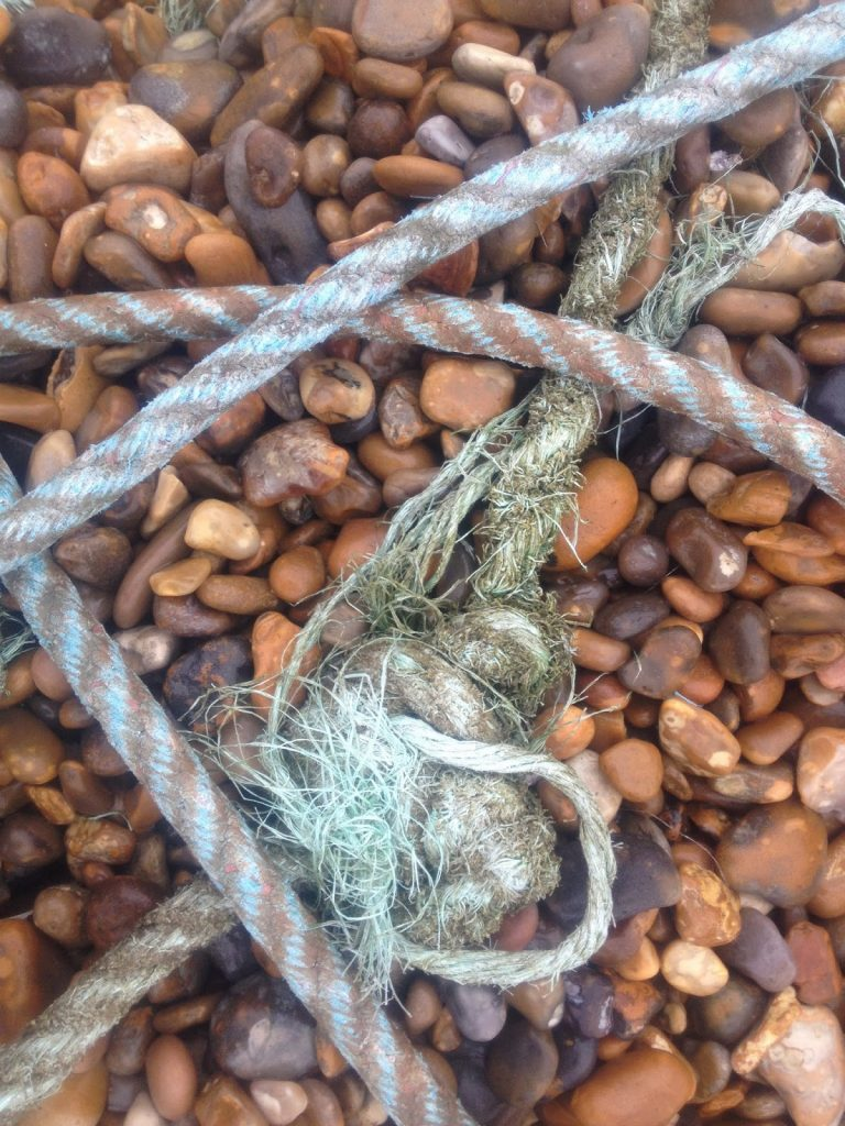 stitcher inspiration - ropes on the beach