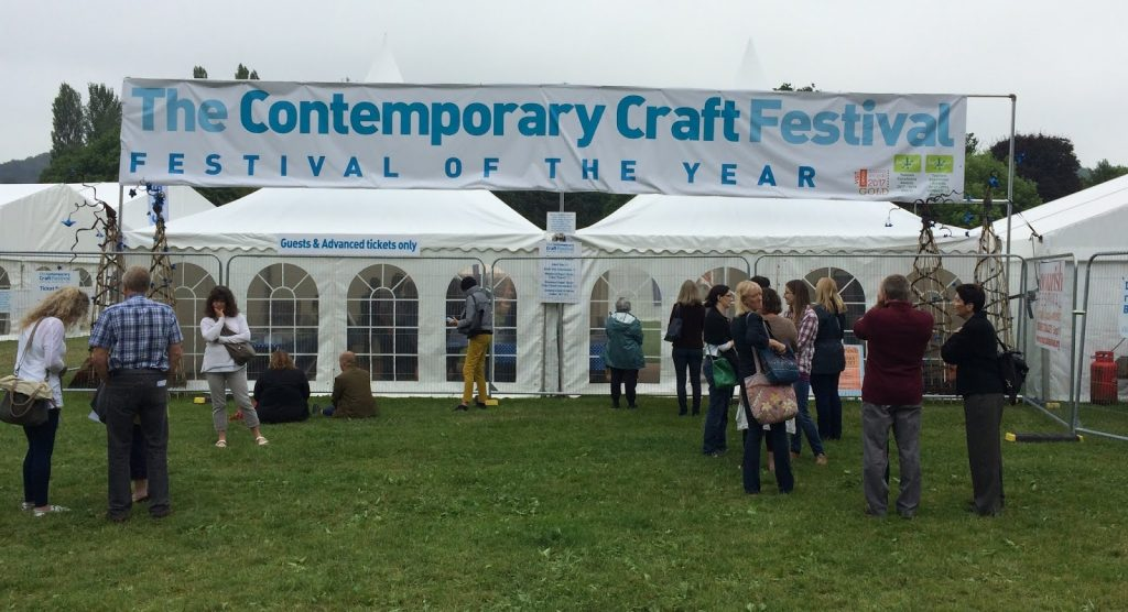 The Contemporary Craft Festival 2018