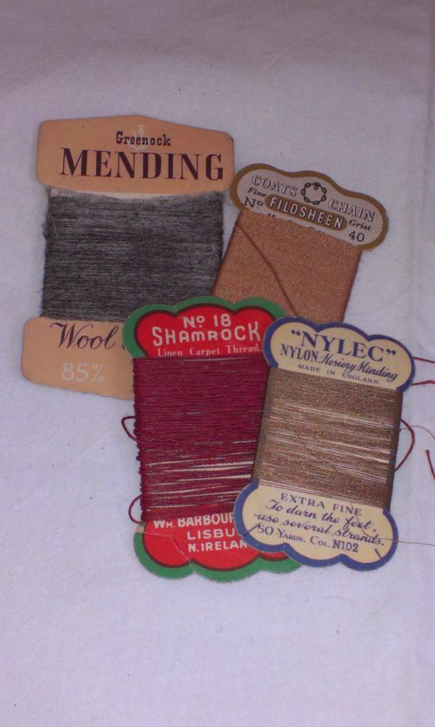 vintage sewing goodies