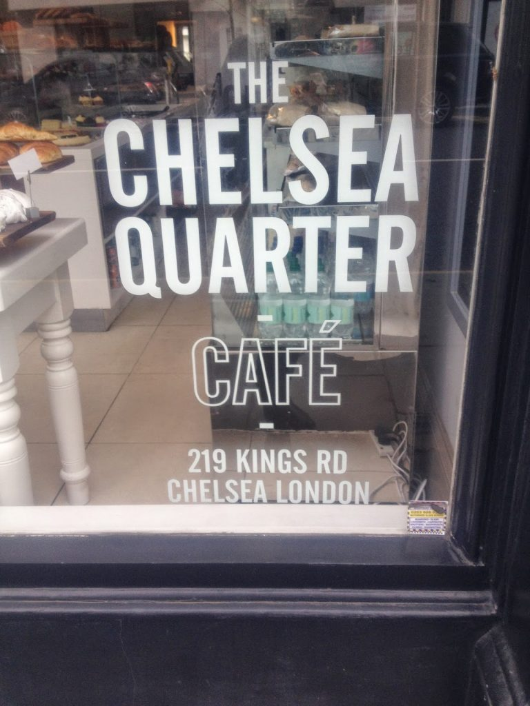 Kings Road - Chelsea quarter