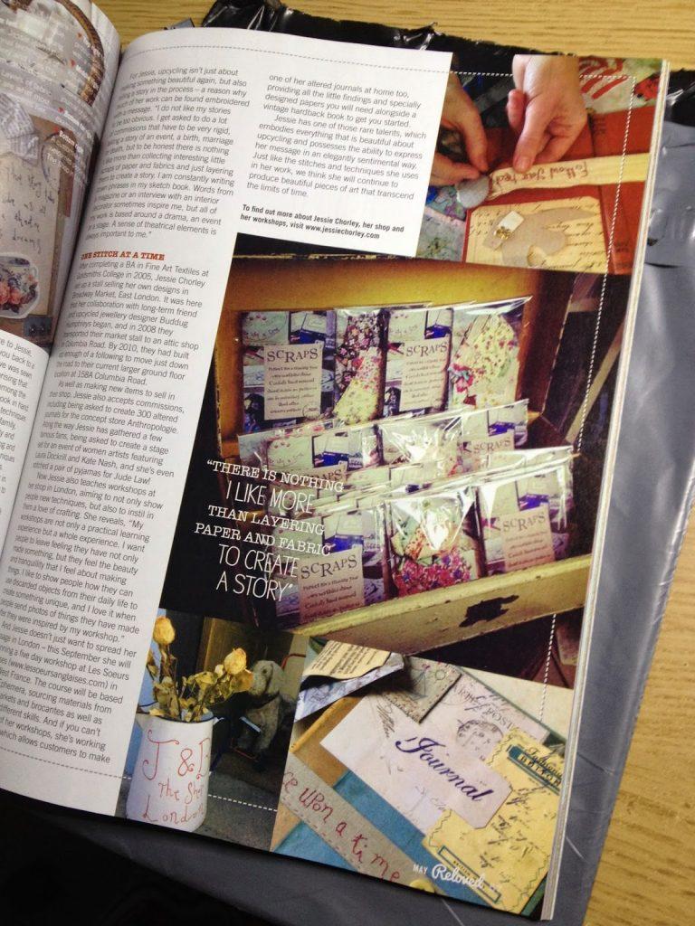 Reloved Magazine - Jessie Chorley