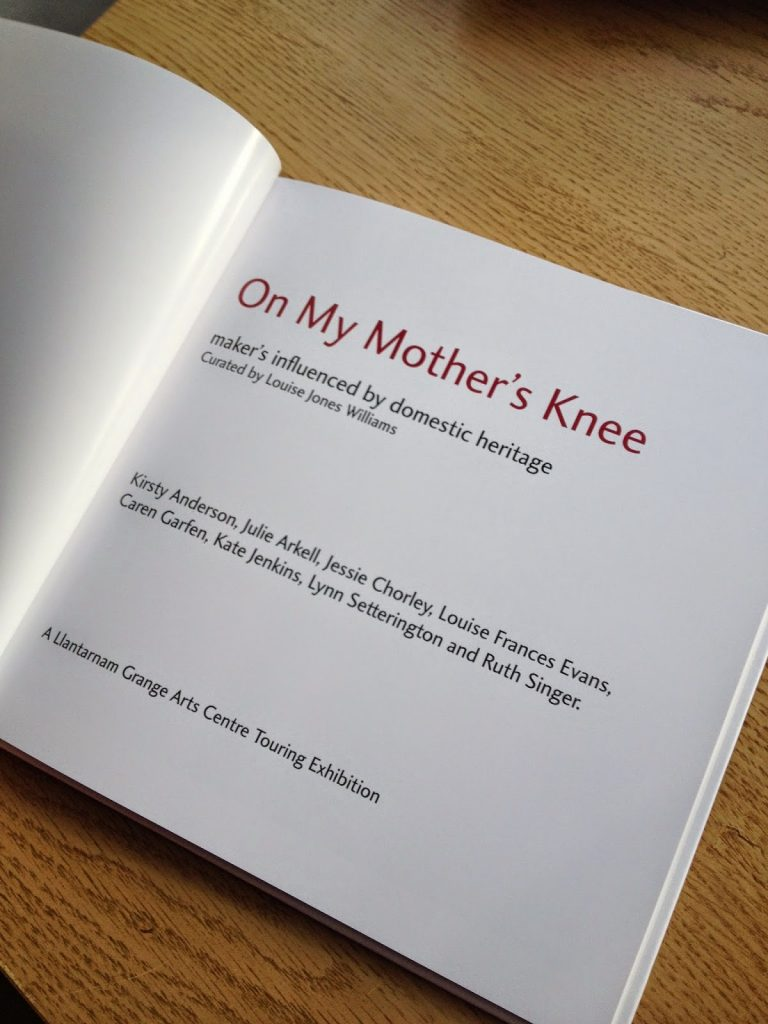 on my mother's knee catalogue