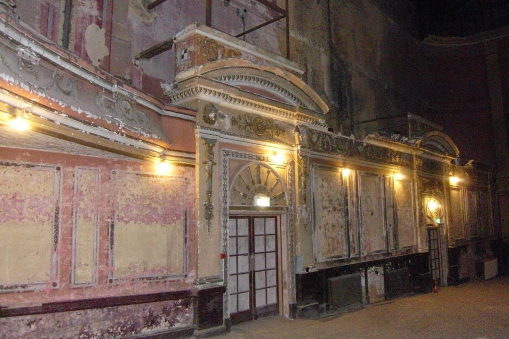 Victorian Theatre at Alexandra Palace