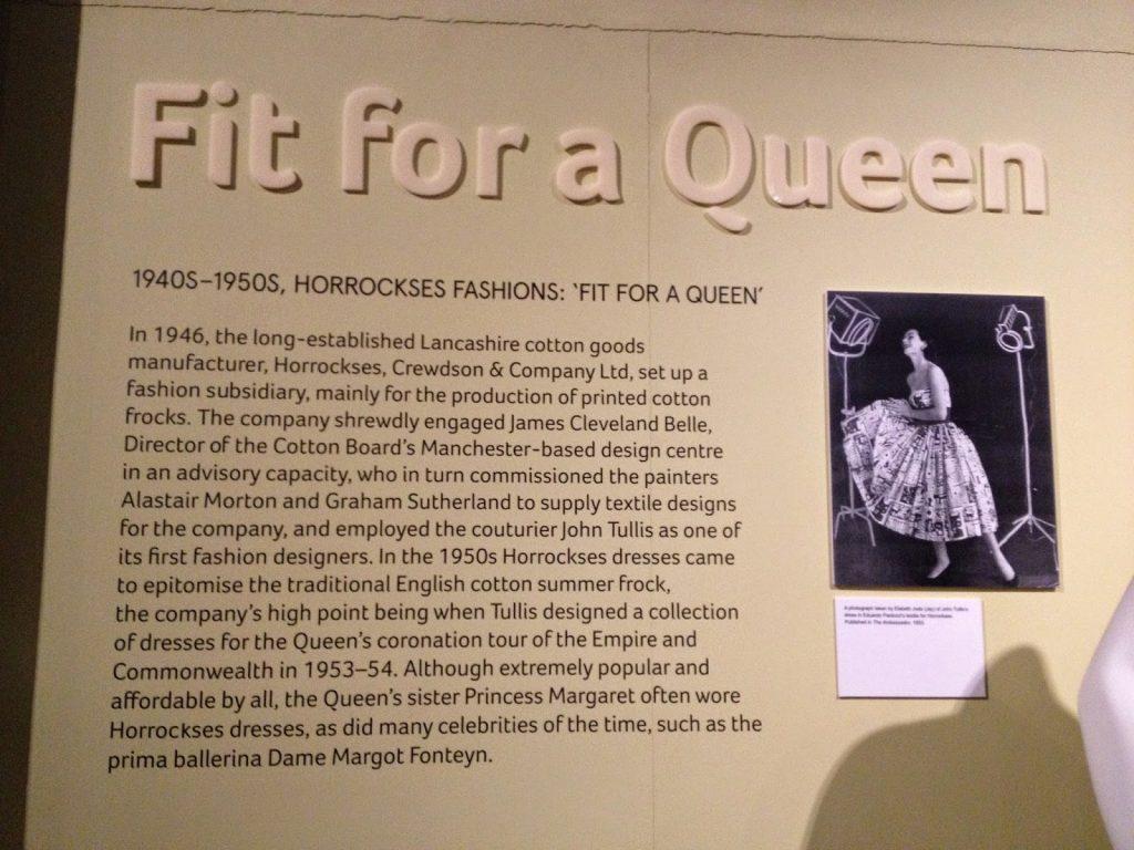 Horrocks history