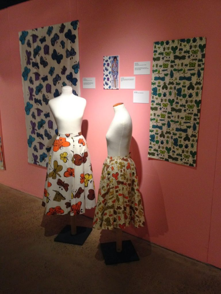 Horrocks fabric - warhol