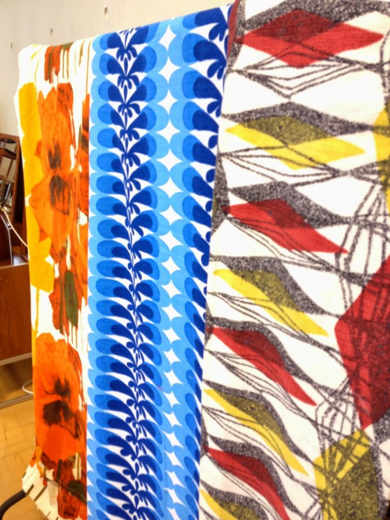 Mid-Century Decor fabrics