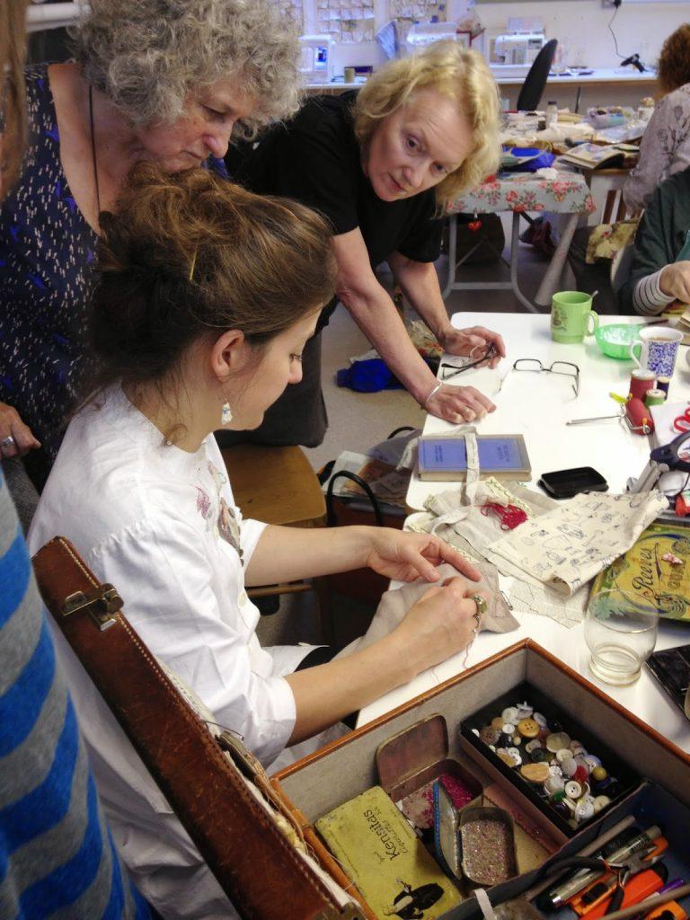Jessie Chorley Stitching