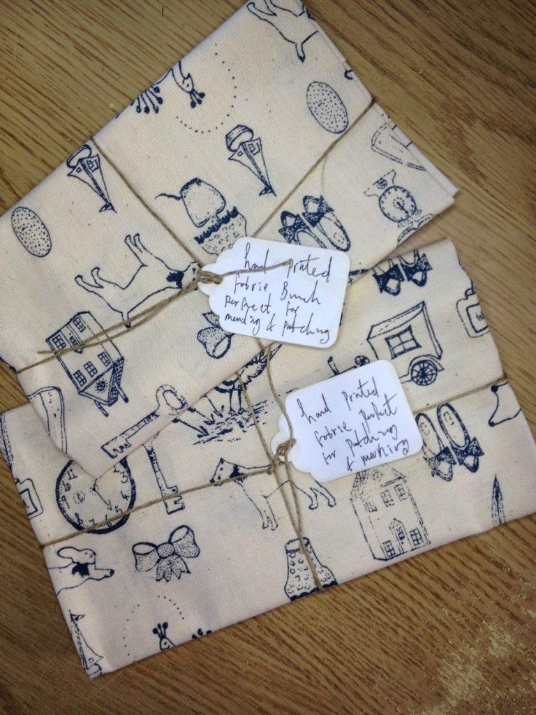 Jessie Chorley fabric