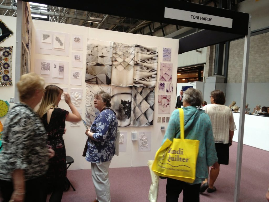 The Festival of Quilts 2014 exhibitions