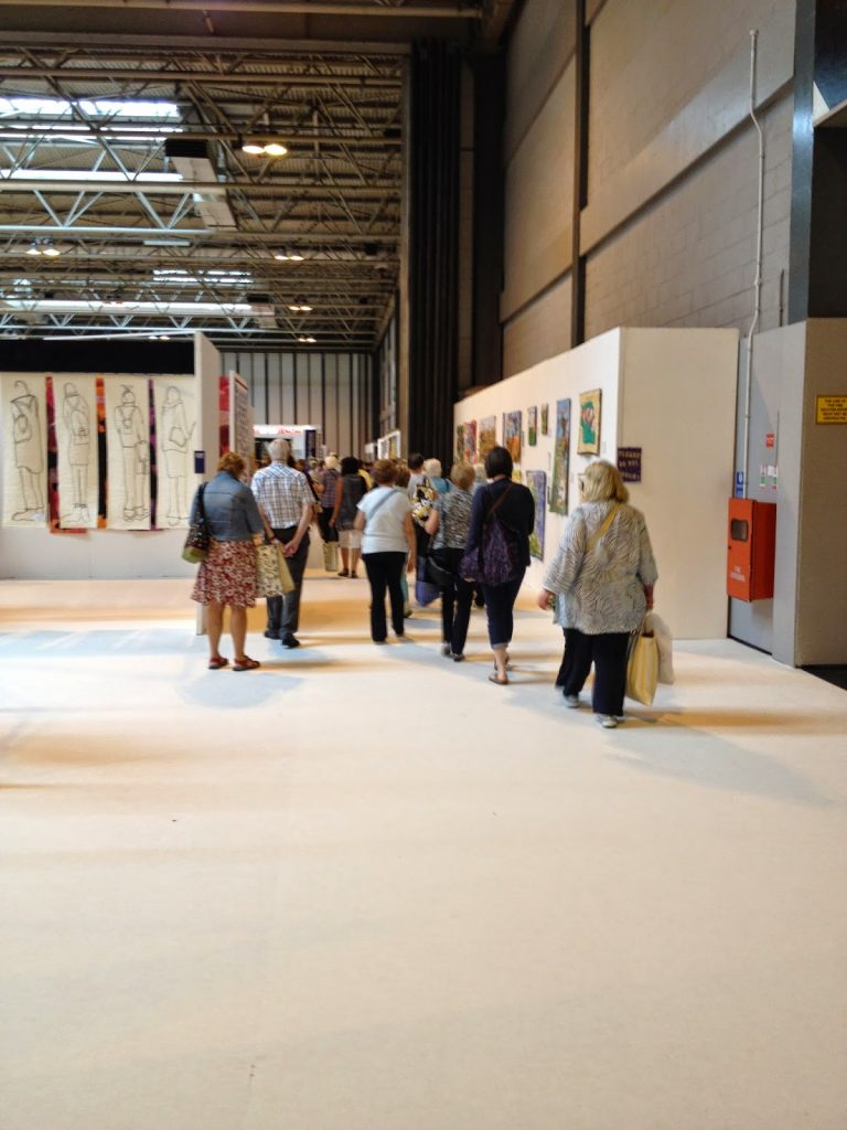 The Festival of Quilts 2014 - quilts