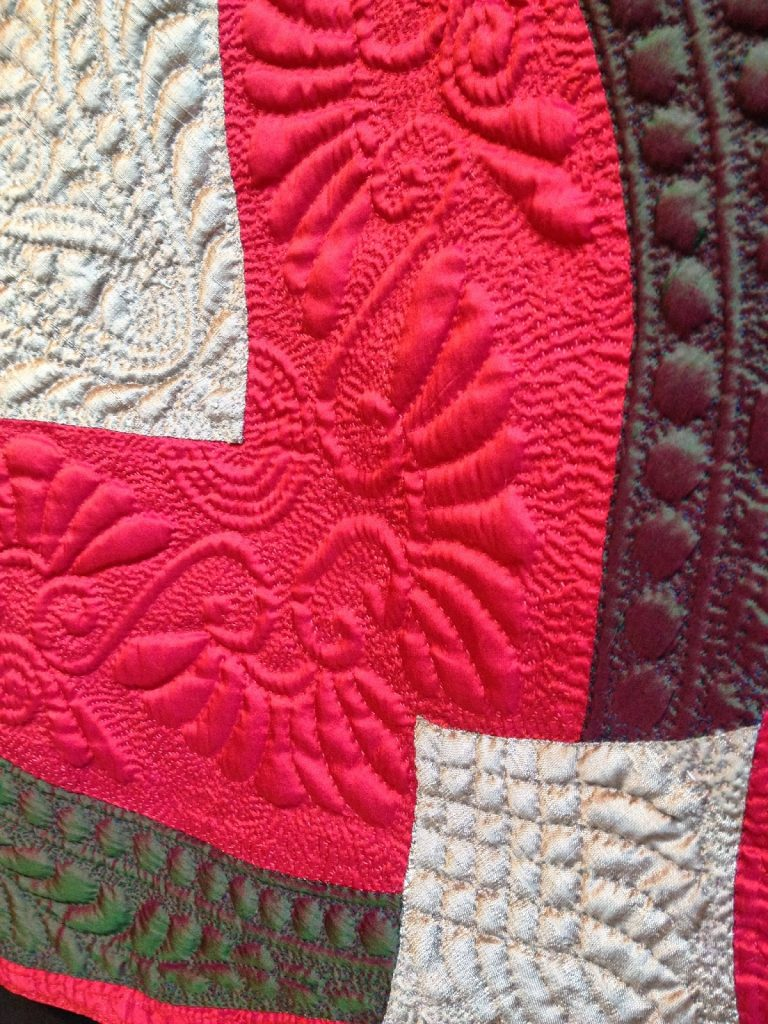 The Festival of Quilts - Traditional Quilts
