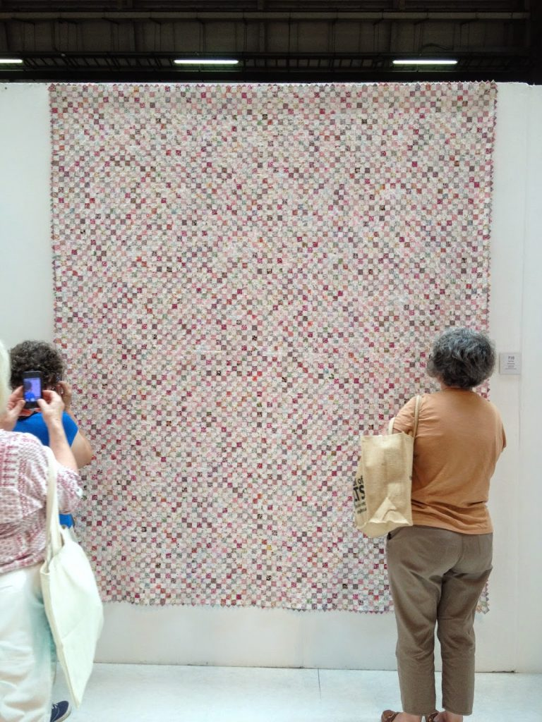 The Festival of Quilts - Traditional Quilts - inchies