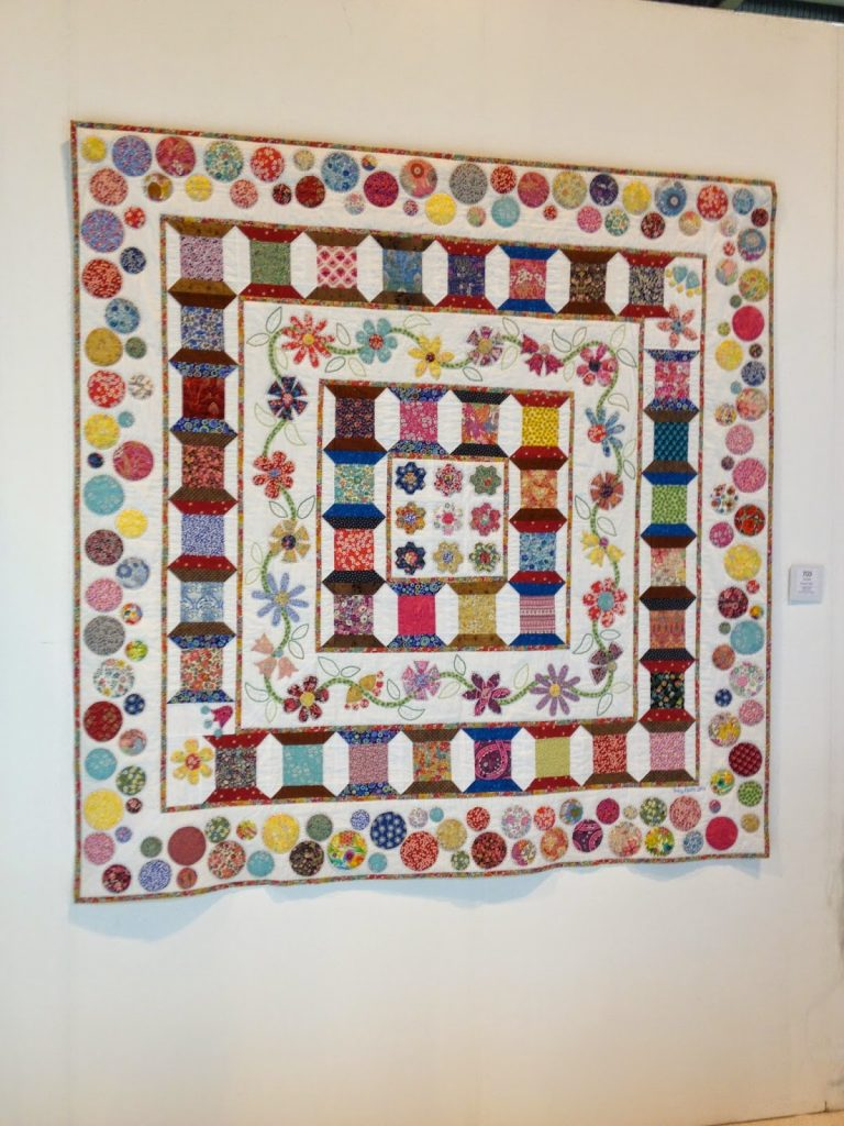 The Festival of Quilts - Traditional Quilts bobbins