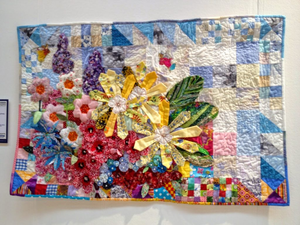 The Festival Of Quilts 2014 Part Five Winners In Each