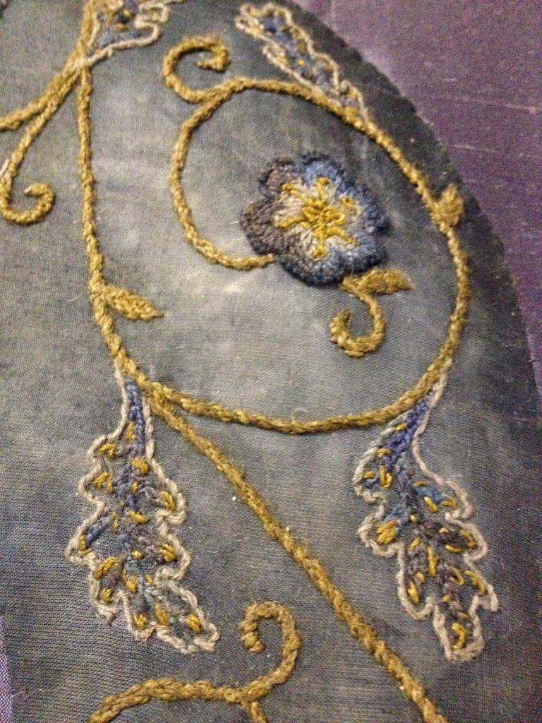 Game of Thrones Embroidered Collar