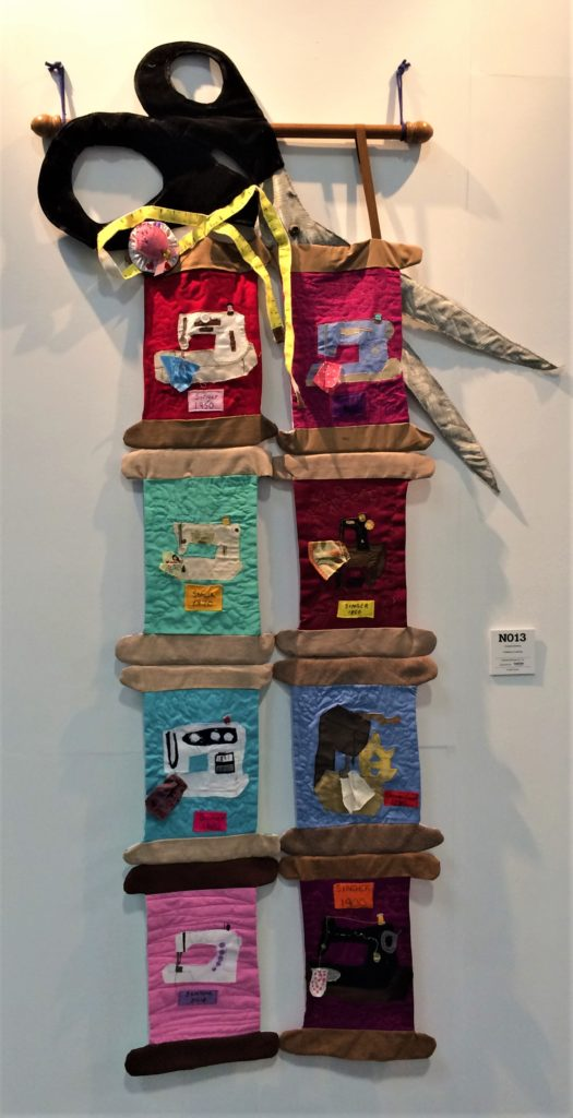Festival of Quilts 2018 - Winners Quilt - School (Primary 5-11) - Creative Sewing