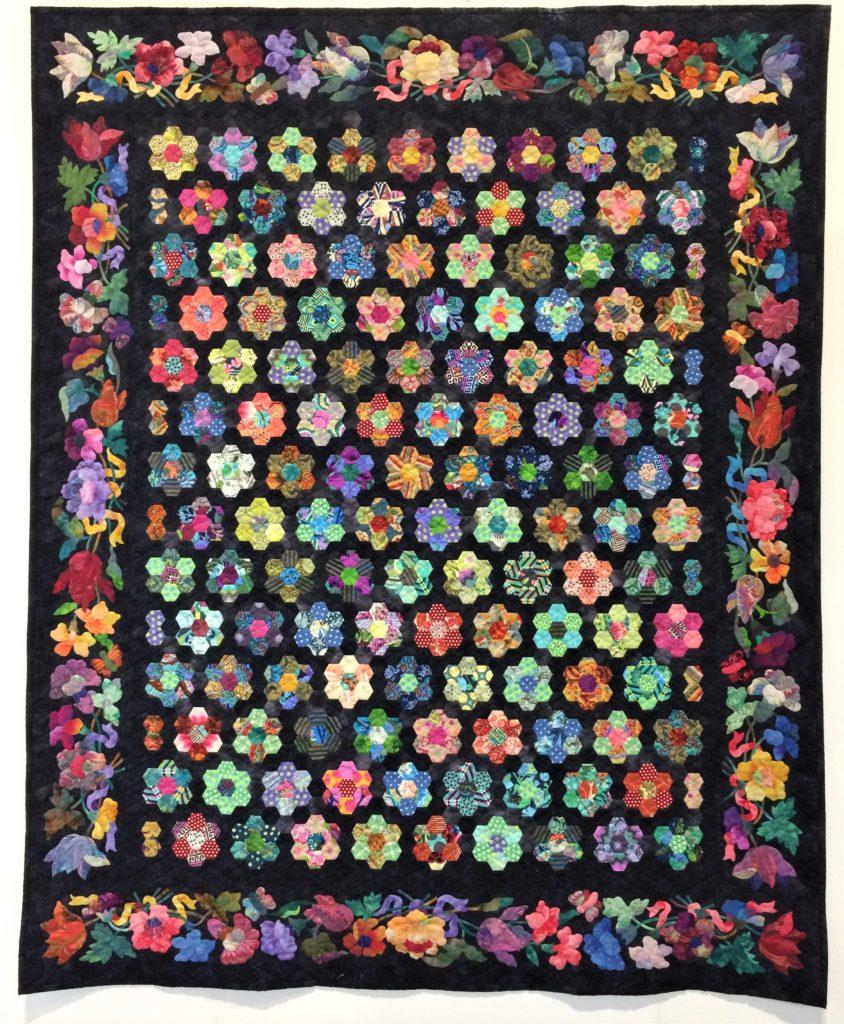 Festival of Quilts 2018 - Quilters' Guild Challenge - Linda Pratt