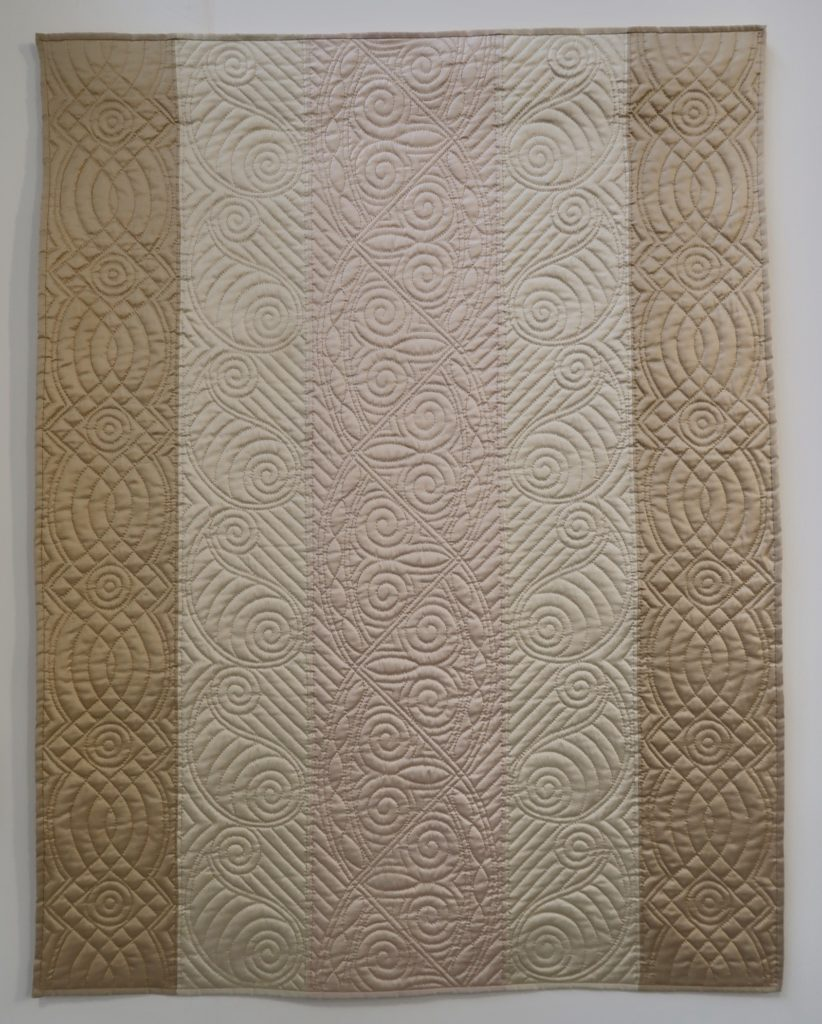 Hand Quilted by Sandie Lush