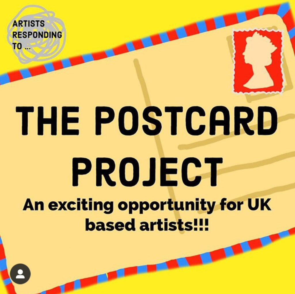 Poster:  The Postcard Project