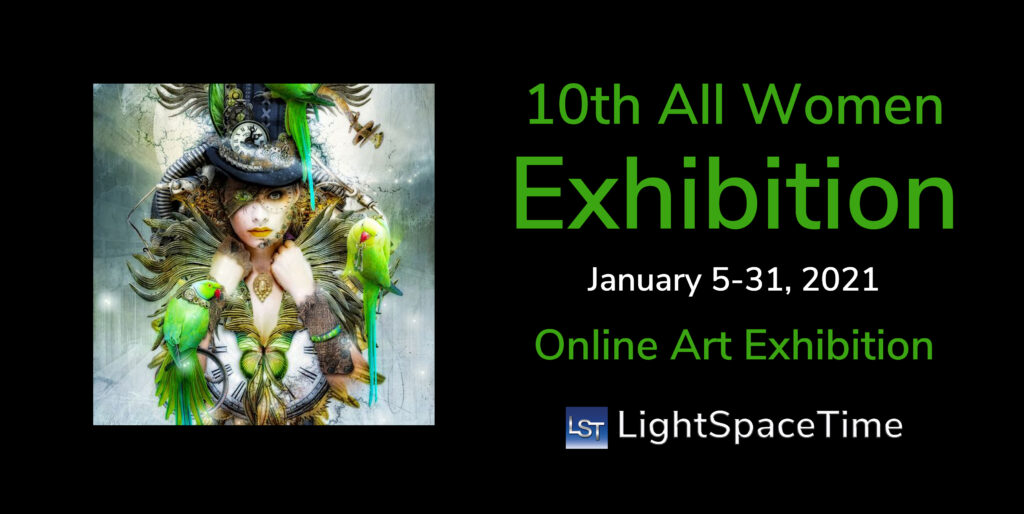 Light Space Time 10th All Women exhibition