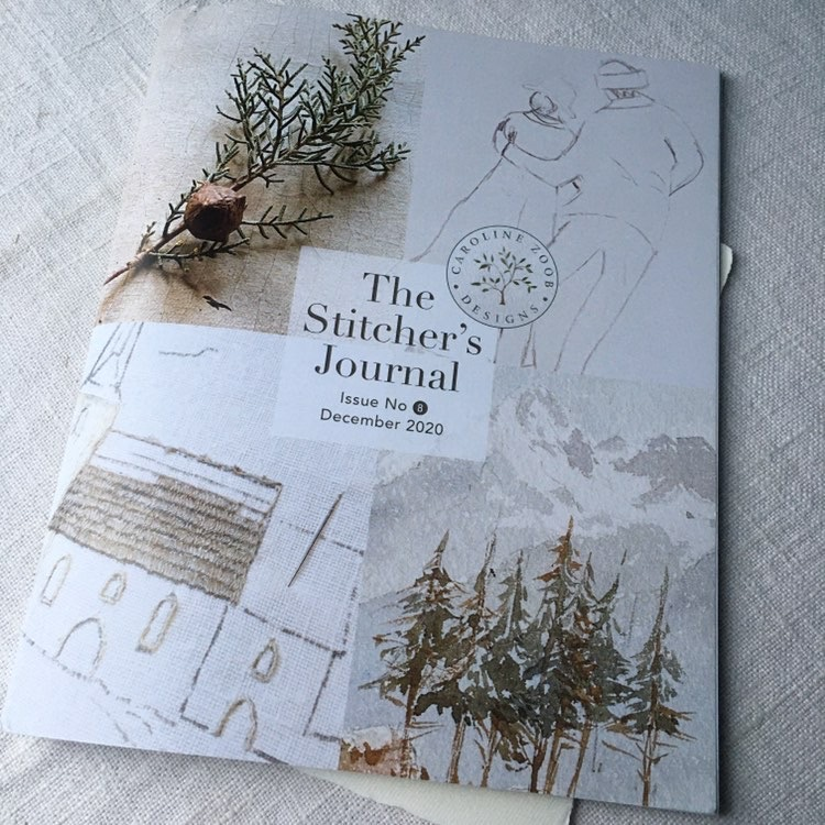 The Stitcher's Journal December 2020 Edition