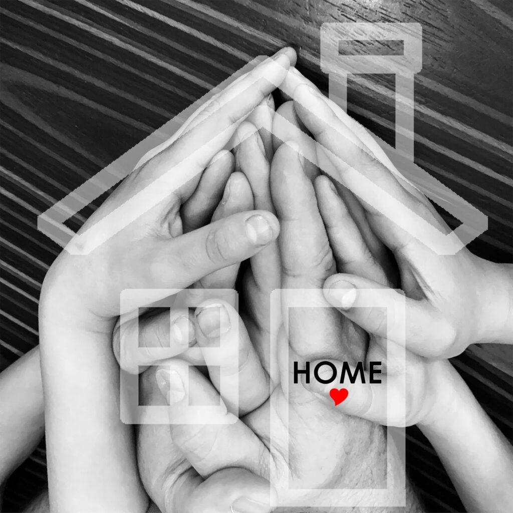 Walk Bye Home Exhibition Poster