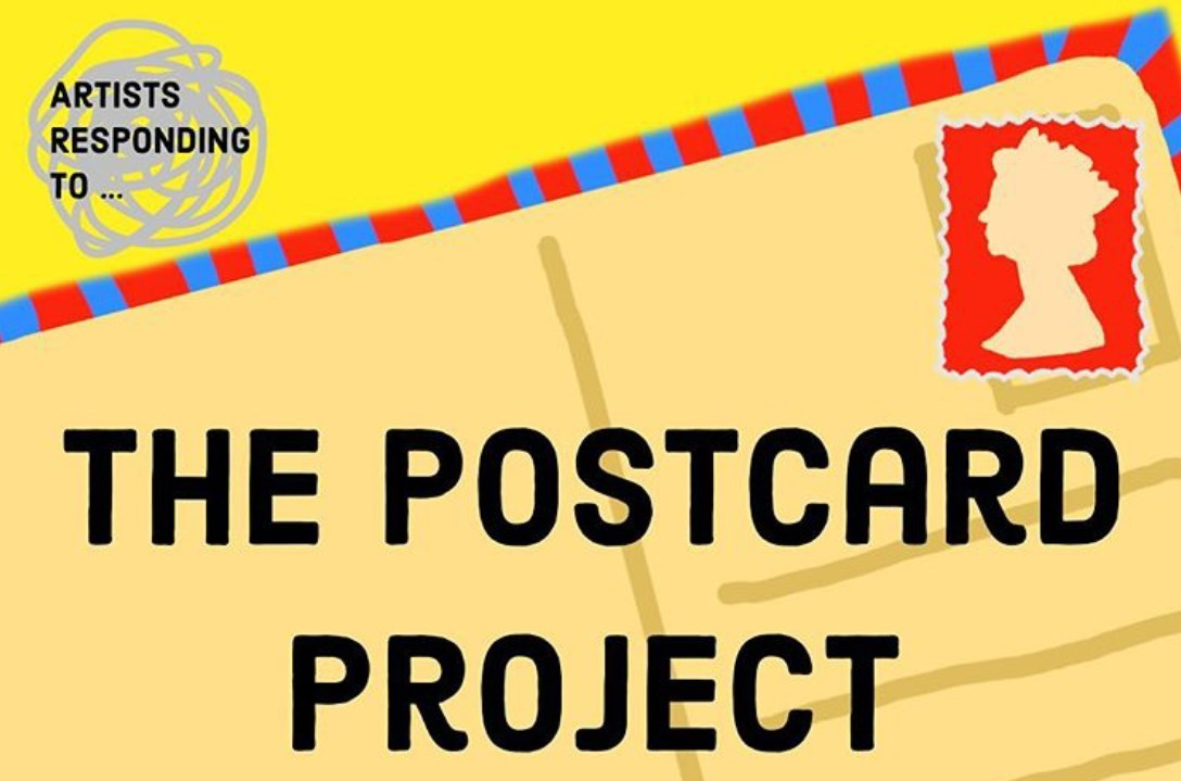 Postcard project poster